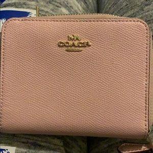 Coach bi fold wallet